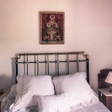 La cama de la Bruja novata