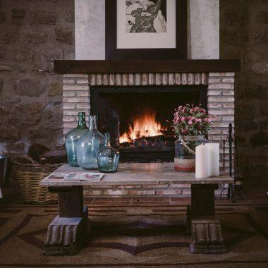La chimenea de Cortijo Montano